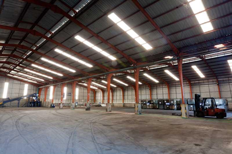 Waste Storage Facilities